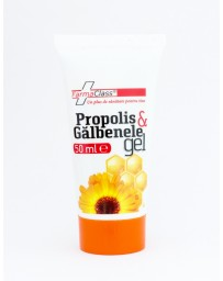Propolis Galbenele Gel 50ml