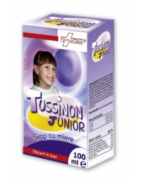 Tussinon Junior sirop 100ml