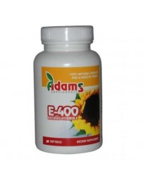 Vitamina E 400MG NATURALA, 30cp