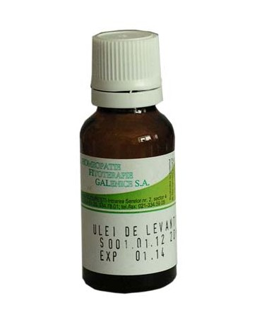 Ulei de levantica 10ml