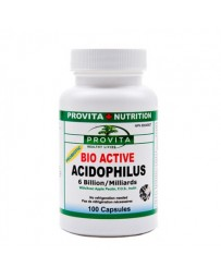 BIO-ACTIVE ACIDOPHILUS 100cp