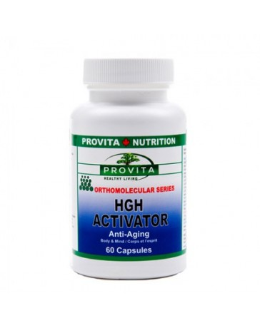 HGH Activator anti-aging forte 60cp