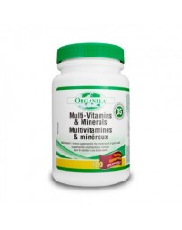 Super multivitamine, minerale si nutrienti 60tbl