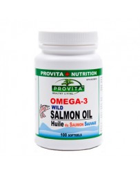Omega 3 Pacific Salmon Oil 180cp