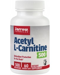 ACETYL L-CARNITINE 500mg 60cp