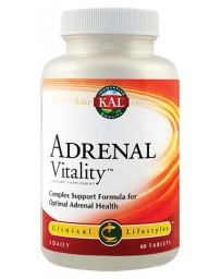 ADRENAL VITALITY 60cp
