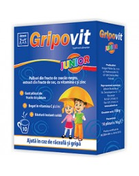 Gripovit Junior 10dz
