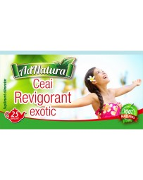 Ceai Revigorant Exotic 25dz