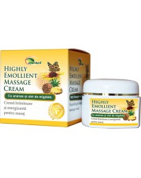 Highly Emollient Massage Cream