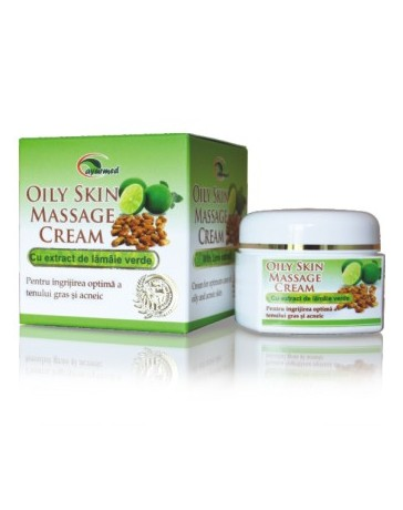 Oily Skin Massage Cream