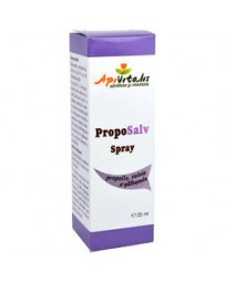 Proposalv Spray cu Propolis, Salvie si Galbenele 25ml
