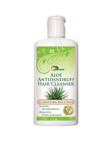 Aloe Antidandruff Hair Cleanser 200ml