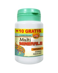MULTIMINERALE 30+10cp